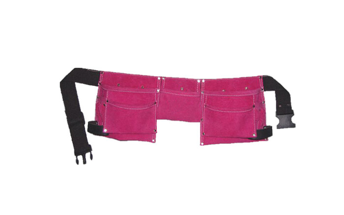 Dark-Pink-Tool-Belt